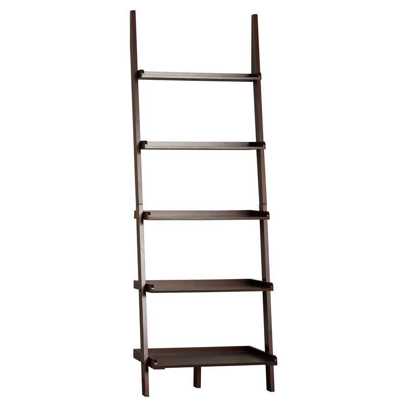Preferred Gilliard Ladder Bookcase В 2019 Г (View 11 of 20)