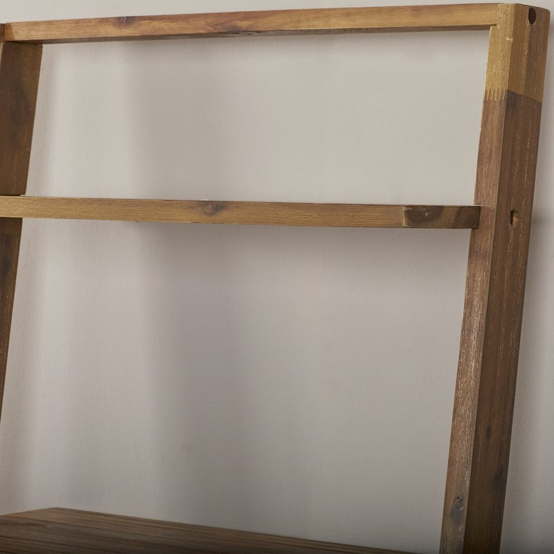Preferred Noelle Ashlynn Ladder Bookcases With Noelle Ashlynn Ladder Bookcase (View 6 of 20)