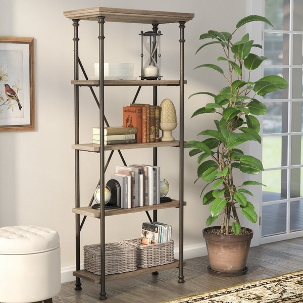 Preferred Oakside Etagere Bookcase For Oakside Etagere Bookcases (View 18 of 20)