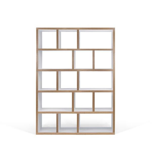 Preferred Varga 5 Level Geometric Bookcase Intended For Varga 5 Level Geometric Bookcases (View 6 of 20)