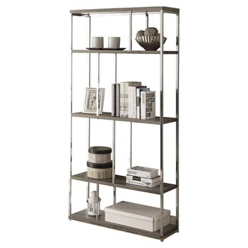 Preferred Woodcrest Etagere Bookcases Pertaining To Etagere Bookcases (View 10 of 20)