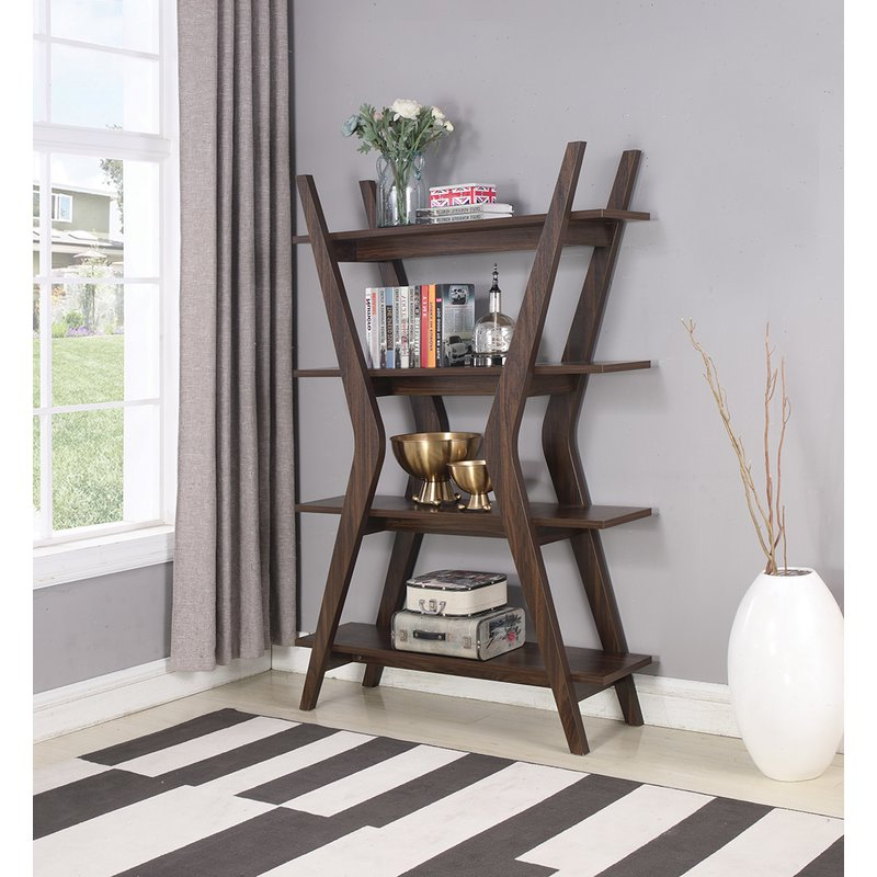 Preferred Woodcrest Etagere Bookcases Throughout Lu Etagere Bookcase (View 11 of 20)