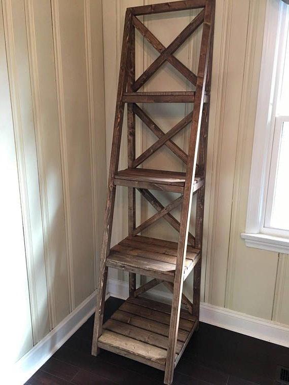Products In 2019 In Kaitlyn Ladder Bookcases (View 18 of 20)