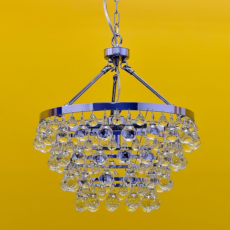 Products In Benedetto 5 Light Crystal Chandeliers (View 24 of 30)