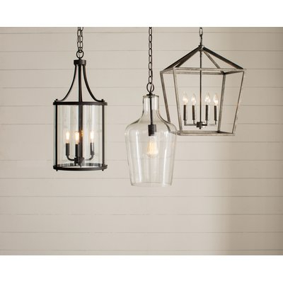 Products Regarding Favorite Varnum 4 Light Lantern Pendants (View 21 of 30)