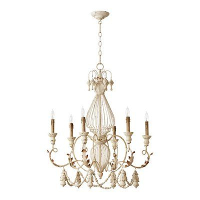 Products With Paladino 6 Light Chandeliers (View 18 of 30)