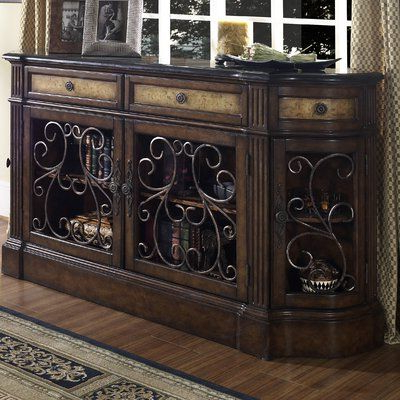 Pulaski Furniture With Mauzy Sideboards (View 18 of 20)