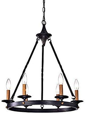Quoizel Ckad5005pn Aldora With Palladian Bronze Finish Pertaining To 2020 Aldora 4 Light Candle Style Chandeliers (View 26 of 30)