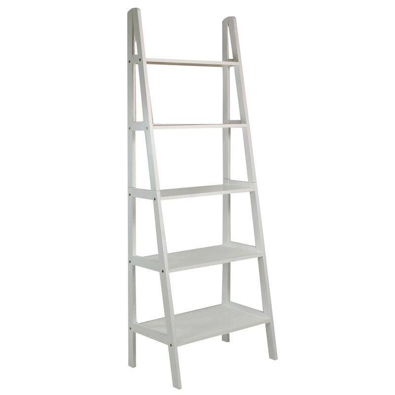 Ranie Ladder Bookcase (View 14 of 20)