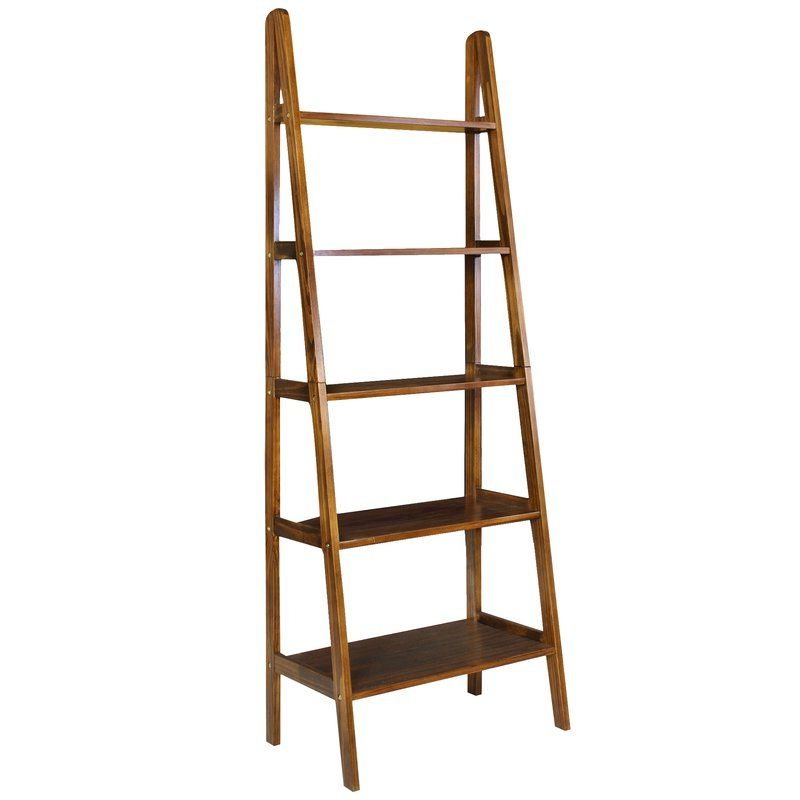 Ranie Ladder Bookcases With Regard To Widely Used $ (View 11 of 20)