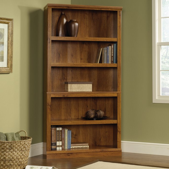 Recent Abigail Standard Bookcases Pertaining To Abigail Standard Bookcase (View 17 of 20)