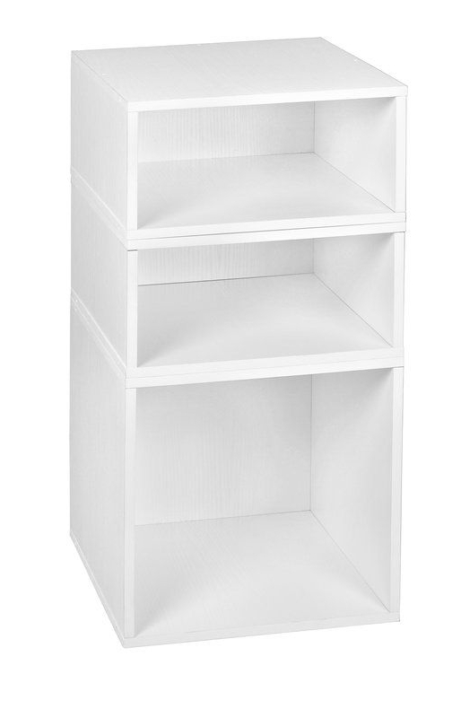 Recent Chastain Storage Cube Unit Bookcases Throughout Chastain Storage Cube Unit Bookcase (View 14 of 20)