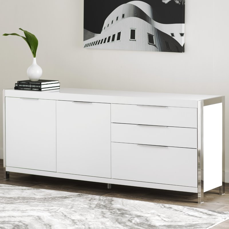 Recent Damian Sideboard Pertaining To Damian Sideboards (View 18 of 20)