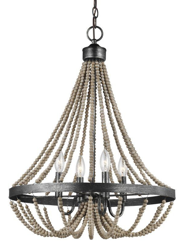 Recent New Braunfels 4 Light Empire Chandelier (View 27 of 30)