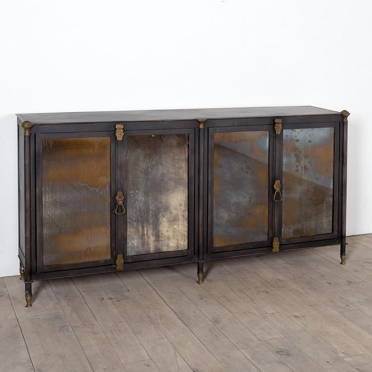 Recent Wildon Home Broc Bronze Sideboard Throughout Sideboards By Wildon Home (Gallery 5 of 20)