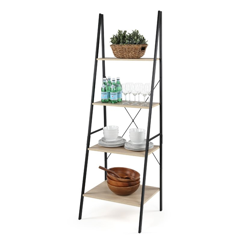 Featured Photo of Rech 4 Tier Etagere Bookcases
