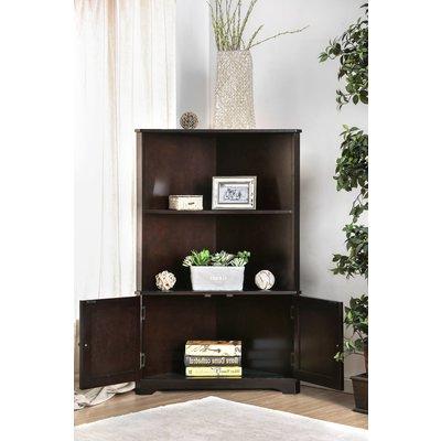 Red Barrel Studio Vas Corner Bookcase (Gallery 7 of 20)
