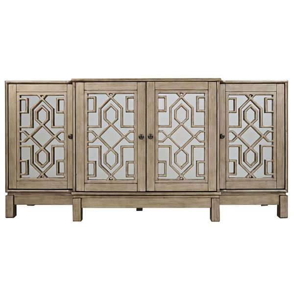 Remington Sideboards With Regard To Trendy Black Sideboards & Buffets (View 12 of 20)