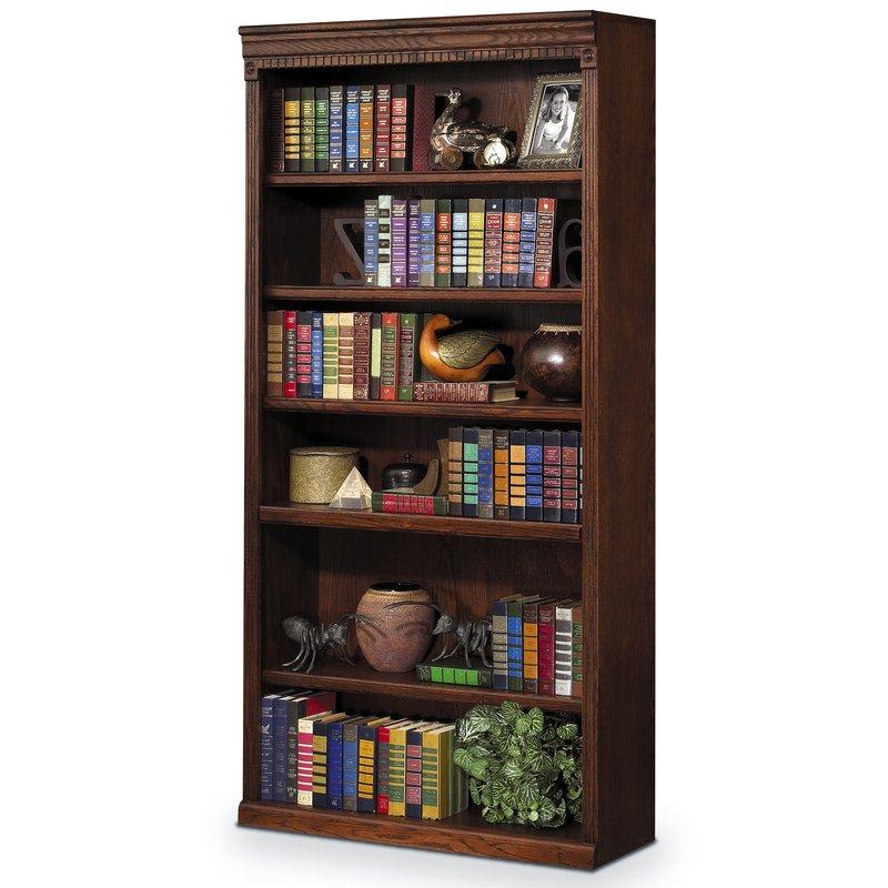 Reynoldsville Standard Bookcase Intended For Favorite Reynoldsville Standard Bookcases (View 4 of 20)
