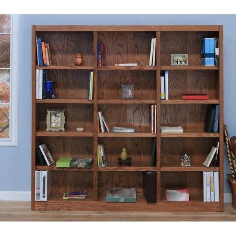 Reynoldsville Standard Bookcases Inside Most Recent Reynoldsville Standard Bookcase (View 19 of 20)