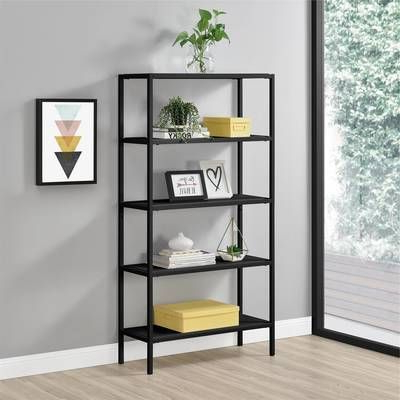 Ricardo Ladder Bookcases In Fashionable Ricardo Ladder Bookcase In  (View 15 of 20)