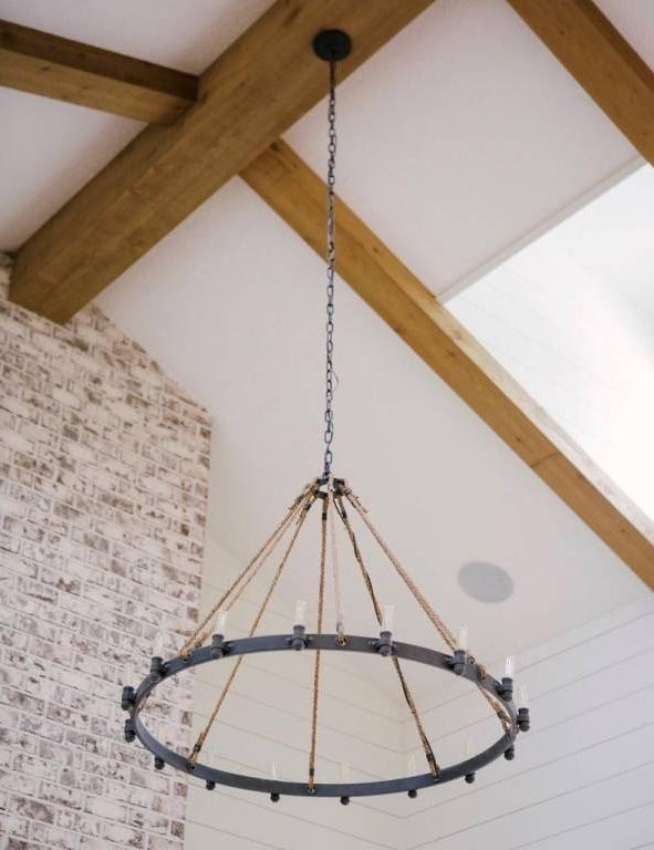 Ricciardo 4 Light Globe Chandeliers Intended For Famous Ikea Farmhouse Chandelier – Yorozu (View 22 of 30)