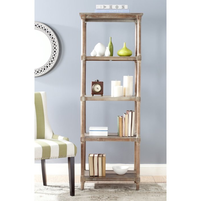 Roberts Sheft Etagere Bookcase Regarding Most Recently Released Whipkey Etagere Bookcases (View 4 of 20)