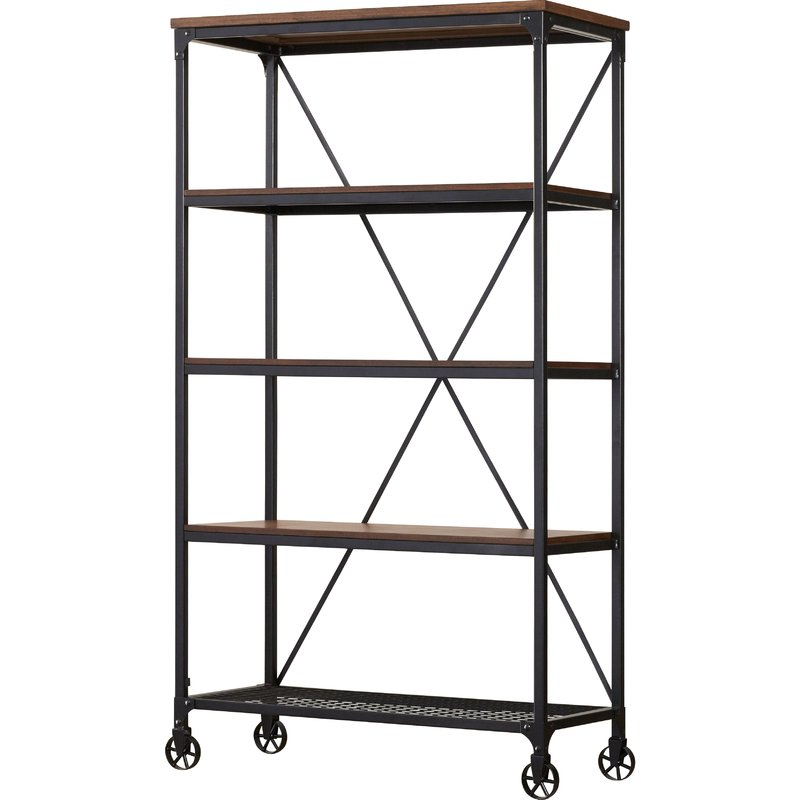 Rocklin Etagere Bookcase Pertaining To Recent Rocklin Etagere Bookcases (View 11 of 20)