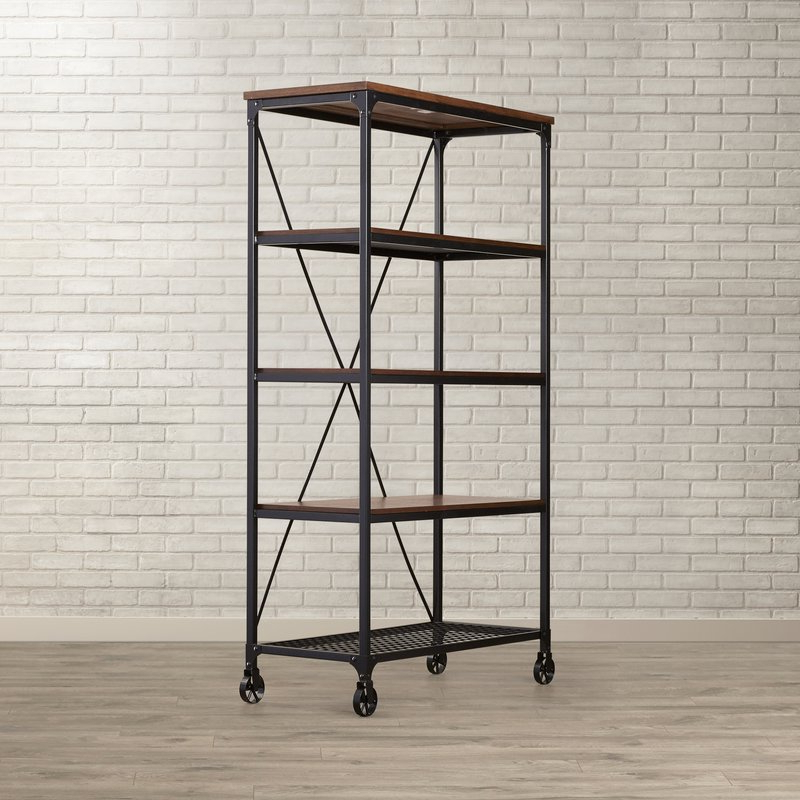 Rocklin Etagere Bookcase Within Widely Used Rocklin Etagere Bookcases (Gallery 8 of 20)