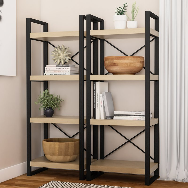 Rossman Etagere Bookcases Pertaining To Current Rossman Etagere Bookcase (View 4 of 20)