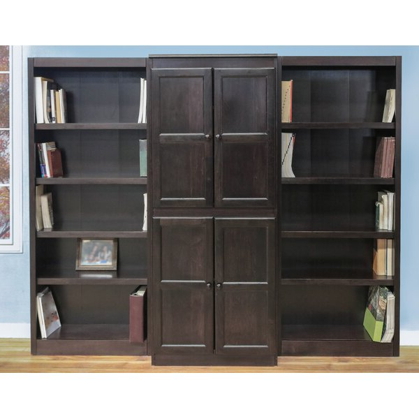Rummond Library Bookcase In 2020 Tami Standard Bookcases (View 8 of 20)