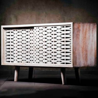 Ruskin Recycled Wood Sideboardcrank Furniture. Get It Within Most Recent Ruskin Sideboards (Gallery 8 of 20)