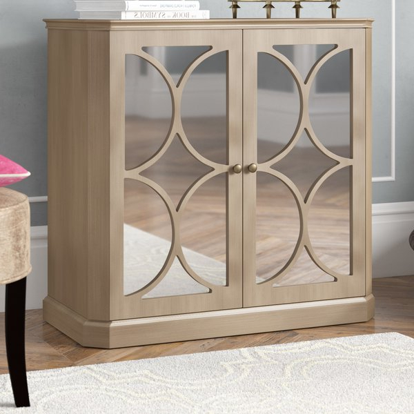 Rutherford Sideboards Throughout Newest Rutherford 2 Door Accent Cabinet (View 16 of 20)
