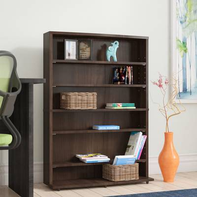 Ryker Standard Bookcase Pertaining To Fashionable Ryker Standard Bookcases (Gallery 4 of 20)