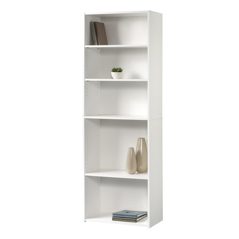 Ryker Standard Bookcase With Newest Ryker Standard Bookcases (View 3 of 20)