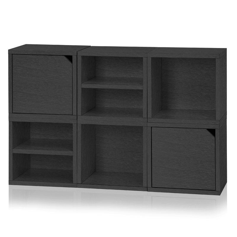 Salina Cube Bookcases For Trendy Pinjulia Gore On Decor/home Wish List (View 12 of 20)