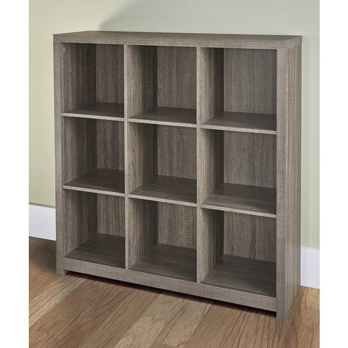 Salina Cube Bookcases Regarding Preferred Premium Storage Cube Bookcase (View 16 of 20)