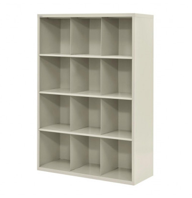 Sandusky 12 Section Cubby Classroom Storage Pertaining To Popular Classroom Cubby Standard Bookcases (View 18 of 20)