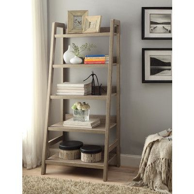 Saskia Etagere Bookcases With Best And Newest Andover Mills Saskia Etagere Bookcase (View 7 of 20)