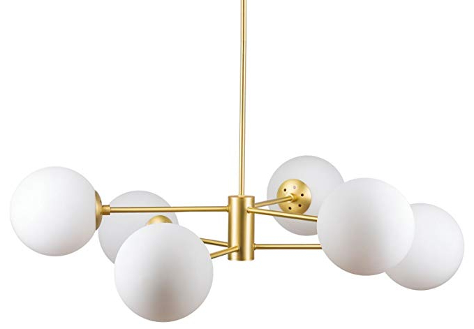 Satin Brass Pendant  Lighting Ll Ch319 3Sb (View 25 of 30)