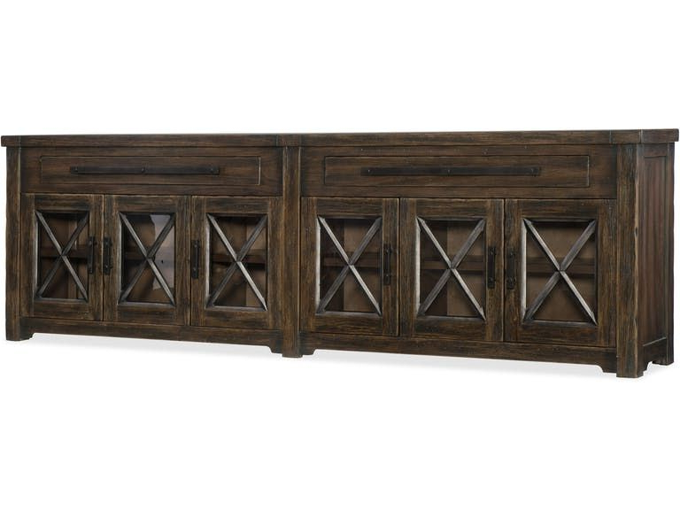 "Senda Credenzas Intended For Latest 110""lx18.75x (View 15 of 20)"
