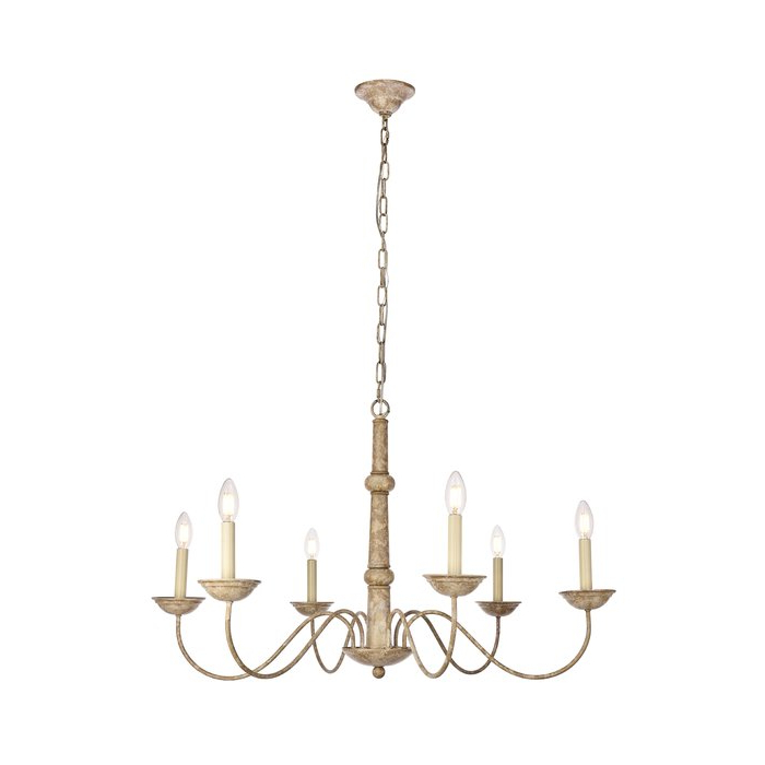 Seneca 6 Light Candle Style Chandelier Throughout Most Popular Watford 6 Light Candle Style Chandeliers (View 22 of 30)