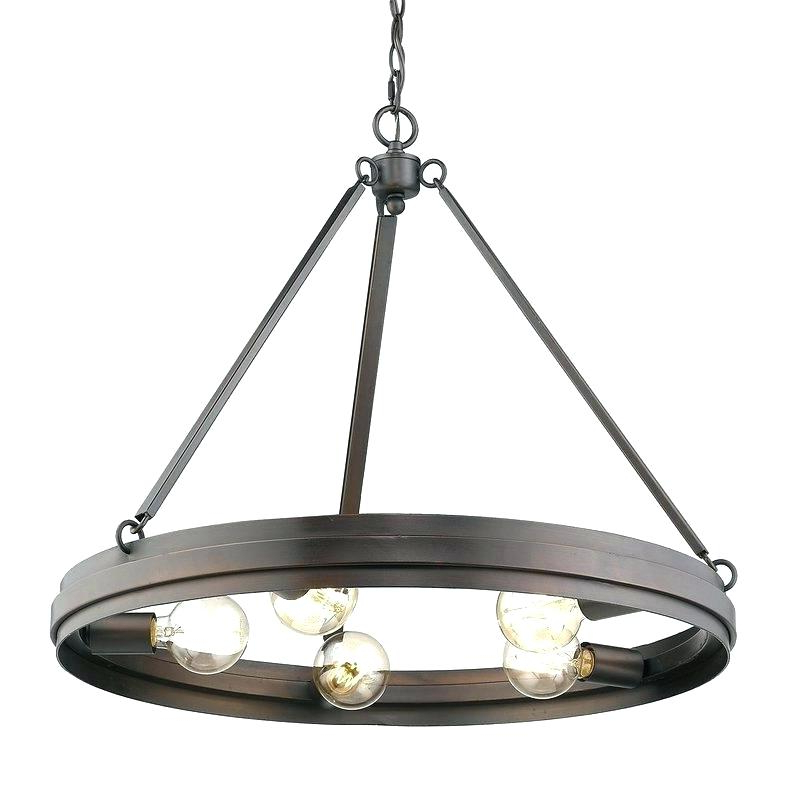 Shayla 12 Light Wagon Wheel Chandeliers Within Most Popular Small Wagon Wheel Chandelier – Hildegardejalbert (View 23 of 30)
