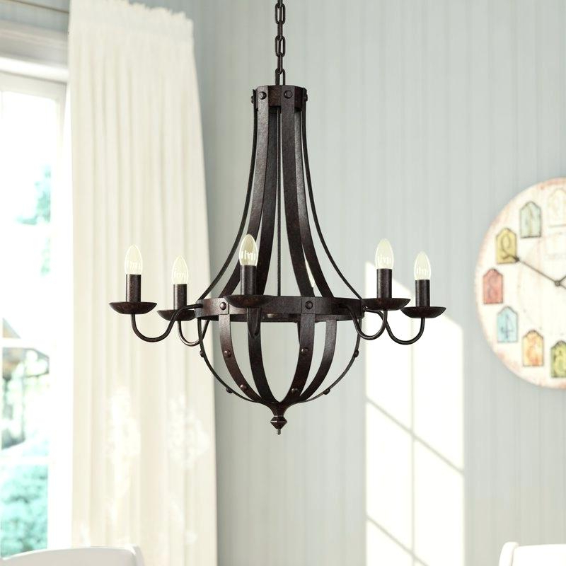 Shaylee 6 Light Candle Style Chandelier – Online Games In Most Recent Shaylee 6 Light Candle Style Chandeliers (View 19 of 30)