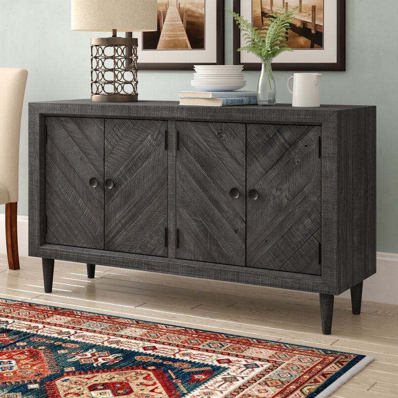 Sideboards By Foundry Select In Favorite Banach Sideboard (View 10 of 20)