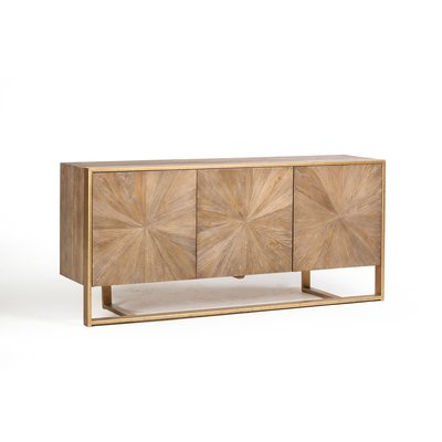Sideboards By Foundry Select Pertaining To Most Recently Released Foundry Select Arignote Elm Credenza (View 4 of 20)