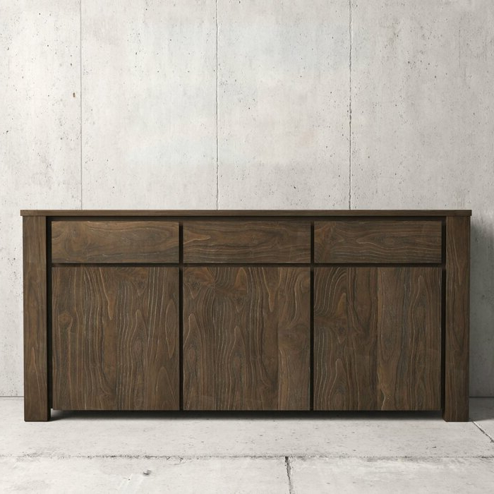 Sideboards By Foundry Select With Regard To Well Liked Dawsonville Dining Sideboard (View 19 of 20)