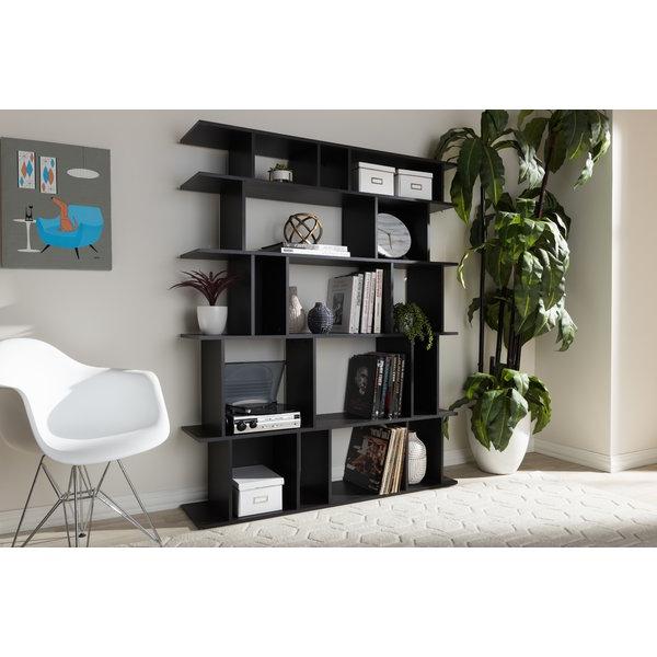 Spicer Standard Bookcaseebern Designs Regarding Trendy Tami Standard Bookcases (View 9 of 20)