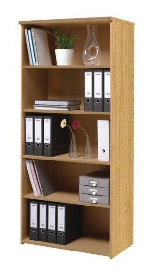 Standard Bookcases Intended For Well Liked 1790 X 800 X 470 Mm Elmdon Range – Standard Bookcases And Cupboards (View 14 of 20)