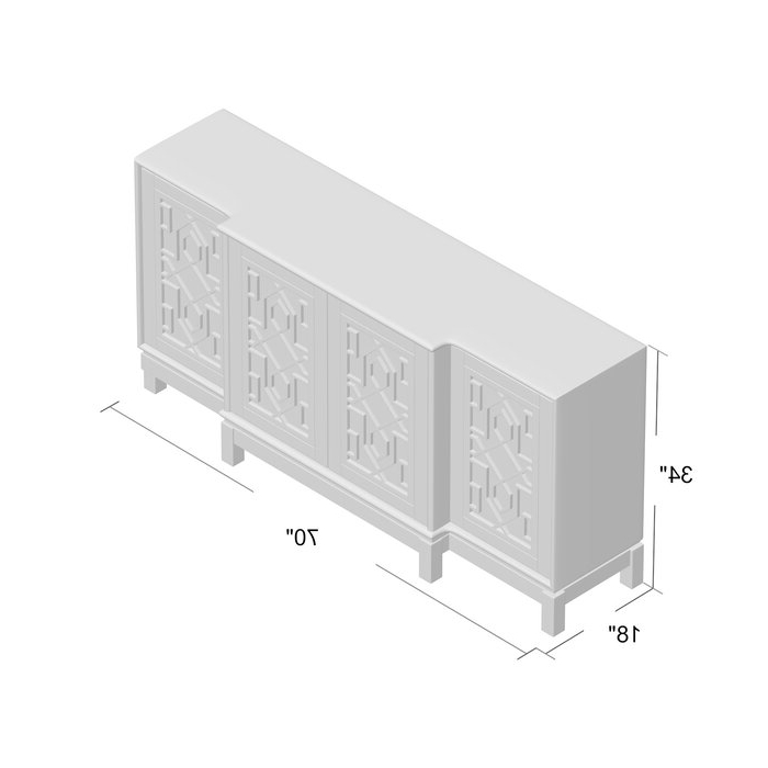 Stillwater Sideboard Throughout Trendy Stillwater Sideboards (View 15 of 20)